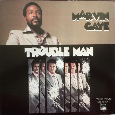 Marvin Gaye – Trouble Man LACRADO