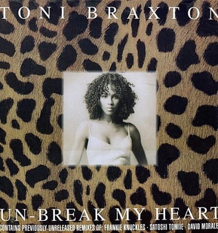 Toni Braxton ?– Un Break My Heart