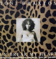 Toni Braxton ‎– Un Break My Heart