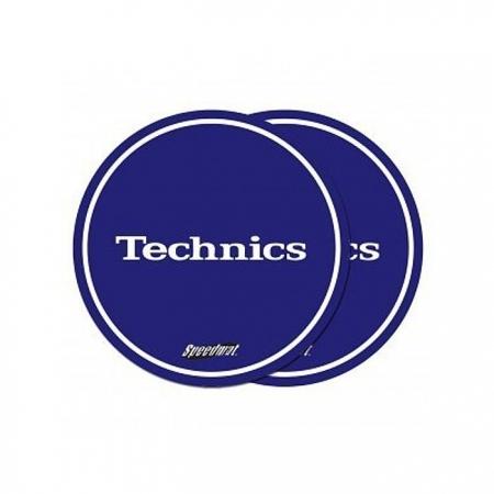 Feltro Technics Speedmat Auto Peformace Espessura Fina (O Par)