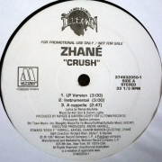 Zhané ‎– Crush / Saturday Night