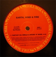 Earth Wind & Fire ‎– Fantasy