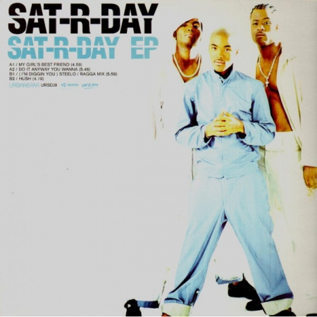 Sat-R-Day – Sat R Day Ep