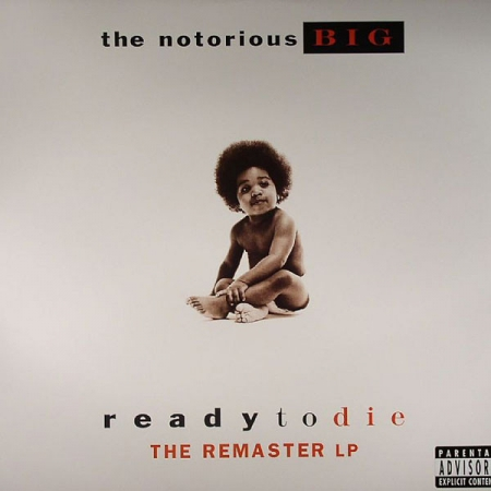 Notorious B.I.G. ‎– Ready To Die (The Remaster LP)