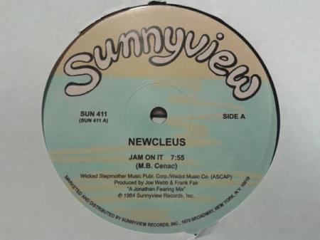 Newcleus – Jam On It