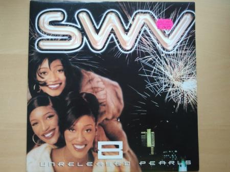 SWV ?– Collectors Edition 8 Unreleased Pearls
