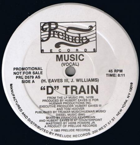 D-Train ?– Music