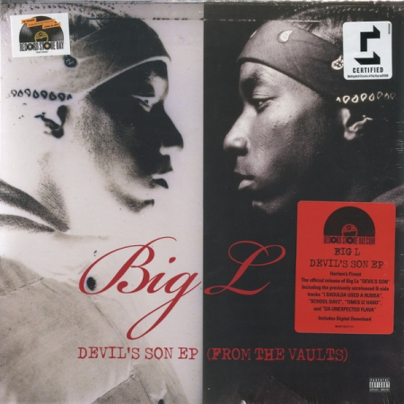 Big L ‎– Devil's Son EP (From The Vaults) LACRADO