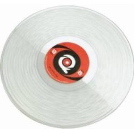 Disco Vinyl Timecode Torq - Transparente