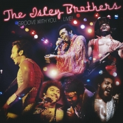 The Isley Brothers ‎– Groove With You... Live