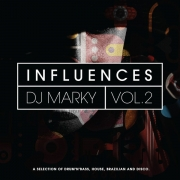 DJ Marky ‎– Influences Vol. 2 (A Selection Of Drum 'N' Bass, House, Brazilian & Disco)
