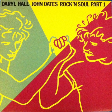 Daryl Hall John Oates ‎– Rock 'N Soul Part 1