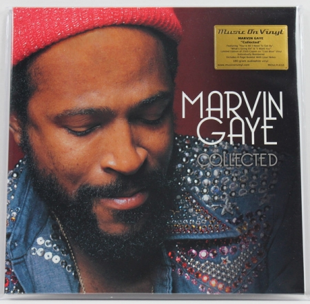 Marvin Gaye ‎– Collected DISCO AZUL