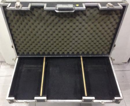 Case Para CDJ + Mixer Na Cor Preto (Modelos Na Descrição Abaixo)
