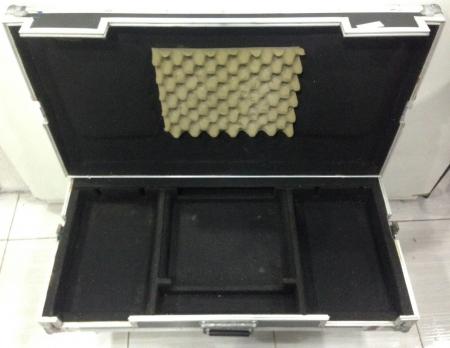 Case Preto Para (Cdj 100 / 200 / 350 / 400 + Mixer 300 Pioneer)
