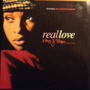 Mary J Blige ‎– Real Love