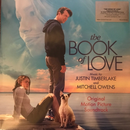 Justin Timberlake And Mitchell Owens ?– The Book Of Love (Original Motion Picture Soundtrack)