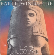 Earth Wind & Fire ‎– Let's Groove