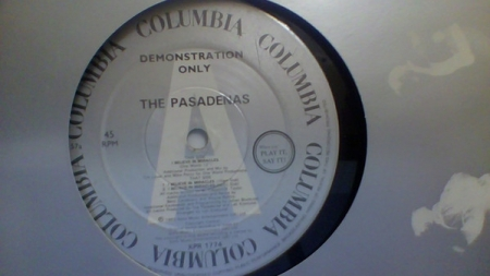 The Pasadenas ‎– I Believe In Miracles