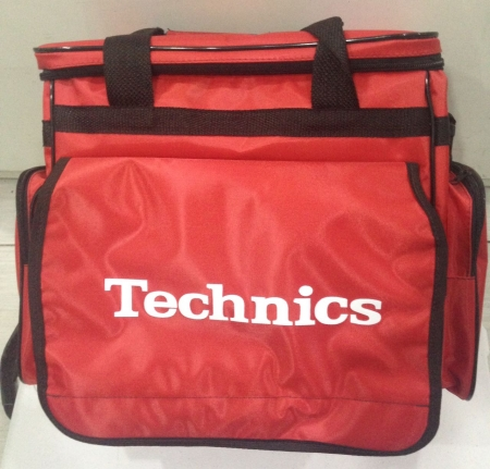 Bag Technics - Vermelha (Armada)