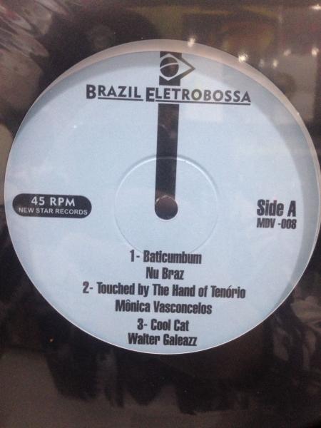 Brazil Eletrobossa New