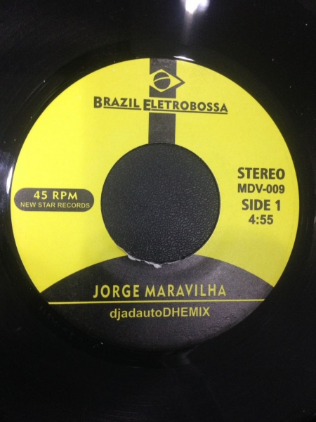Jorge Ben - Jorge Maravilha Remix / Tin Don Don Compacto 7'