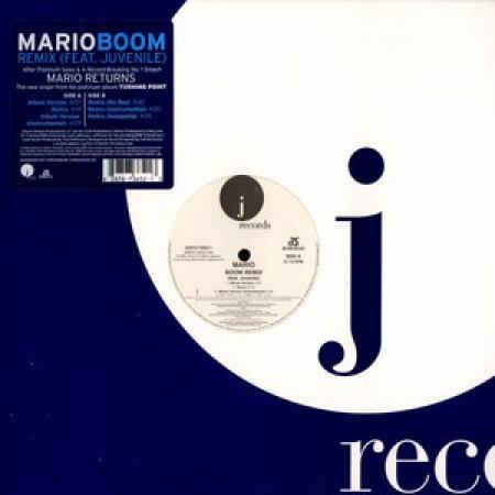Mario - Boom Remix Feat. Juvenile