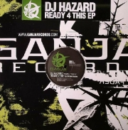 DJ Hazard ‎– Ready 4 This EP