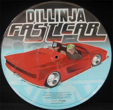 Dillinja / Lemon D ?– Fast Car / Generation X (Remix) Picture