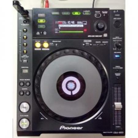 Cdj Pioneer CDJ 850k (SEMI-NOVO)