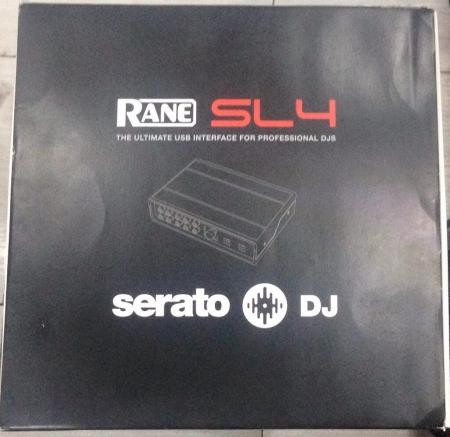 Serato SL 4 (Semi Novo)