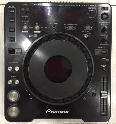 CDJ 1000 MK3 Pioneer ( O Par )