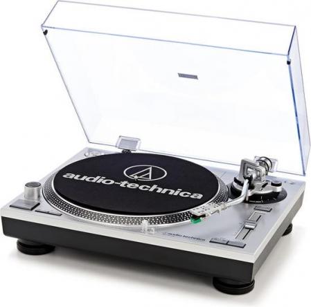 Toca Discos Audio Technica AT Lp 120 Usb (Unidade) Nova Na Caixa