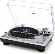 Toca Discos Audio Technica AT Lp 120 Usb (Unidade) Nova Na Caixa