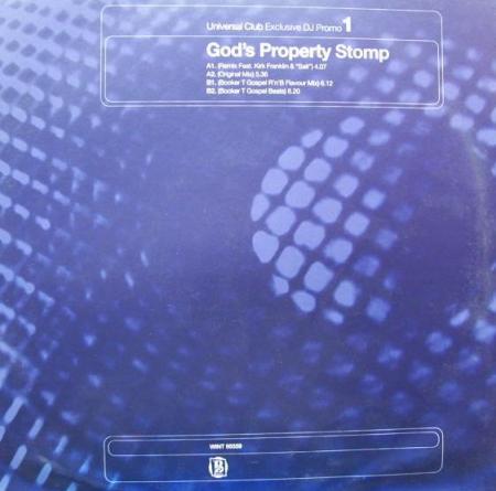 Gods Property From Kirk Franklin Nu Nation – Stomp