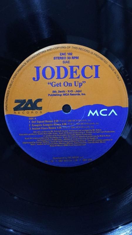 Jodeci – Get On Up