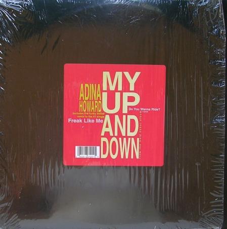Adina Howard – My Up And Down