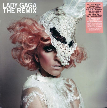 Lady GaGa ‎– The Remix
