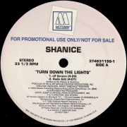 Shanice ‎– Turn Down The Lights