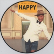 Pharrell Williams - Happy (Disco Picture)