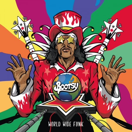 Bootsy Collins ‎– World Wide Funk