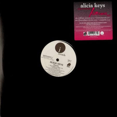 Alicia Keys – Karma