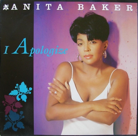 Anita Baker ‎– I Apologize