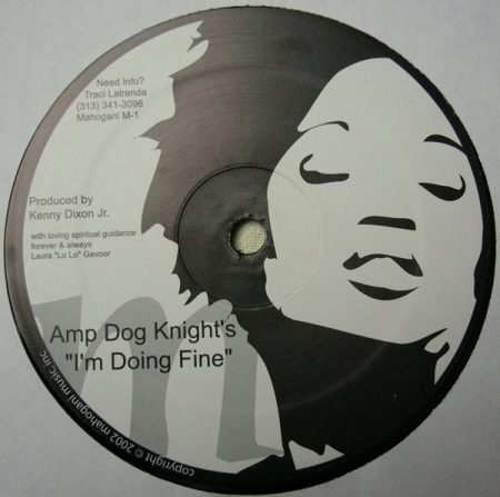 Amp Dog Knight's ‎– I'm Doing Fine