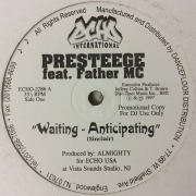 Presteege ‎– Waiting - Anticipating / Do You Recall?