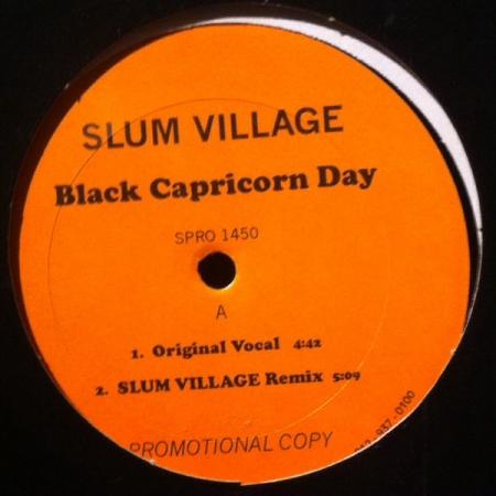 Jamiroquai / Slum Village – Black Capricorn Day (Remix)