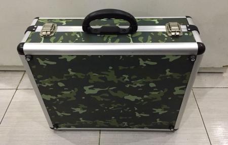 Case para Toca Disco Technics Camuflado Exercito (SEMI NOVO)