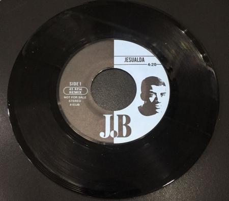 Jorge Ben - Jesualda (Remix) / Carol Carolina Bela (Remix)
