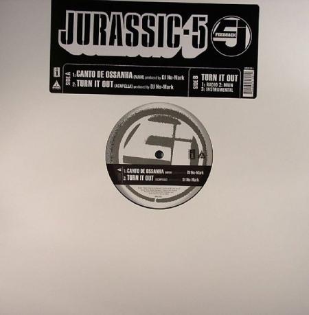 Jurassic 5 – Canto De Ossanha