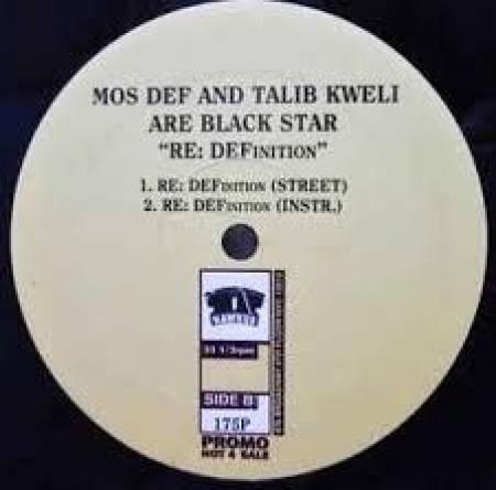 MOS DEF AND TALIB KWELI VINYL